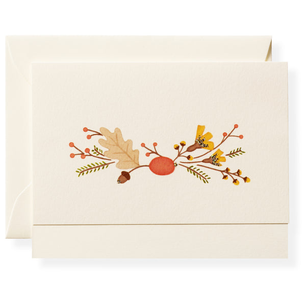 Fall Note Card Box-5