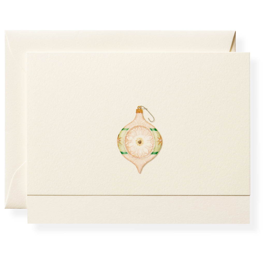 Bauble Individual Note Card