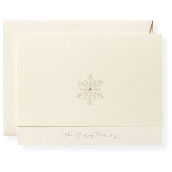 Blizzard Personalized Note Cards-1