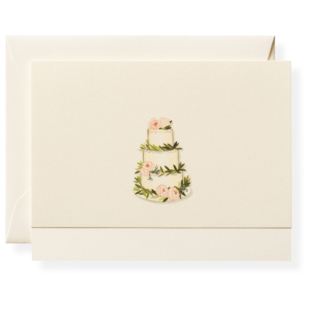 Buttercream Individual Note Card