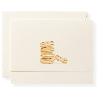 Chocolate Chipper Individual Note Card