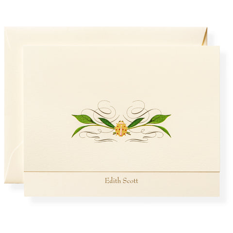 Edith Personalized Note Cards