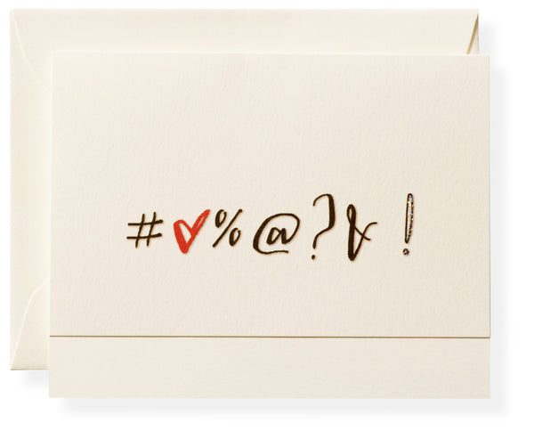 Pardon My French Note Card Box-5