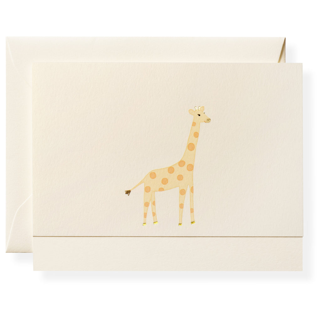 Geoffrey Individual Note Card