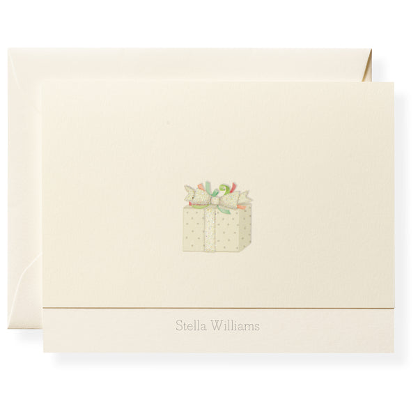Good Tidings Personalized Note Cards-1