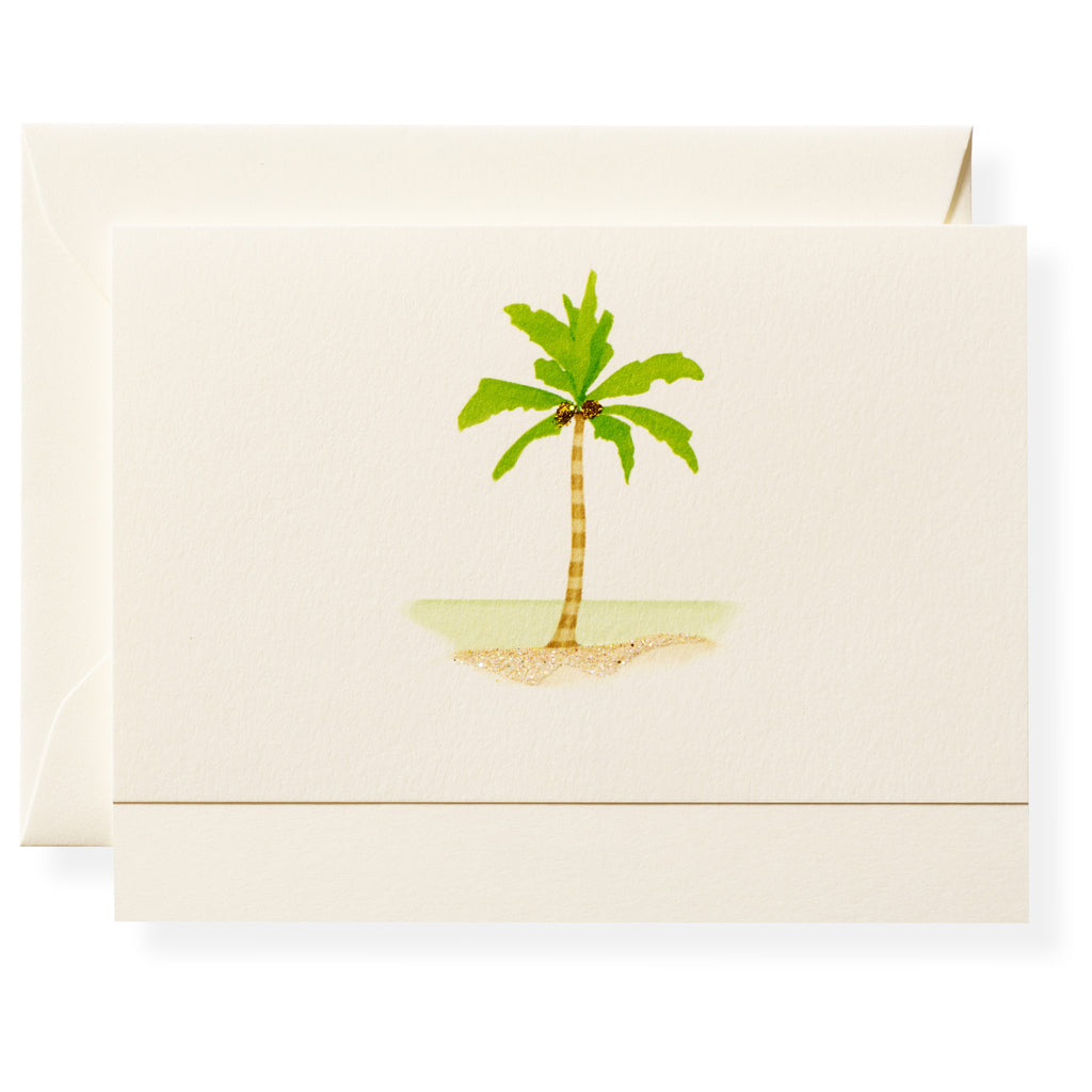 Palm Individual Note Card