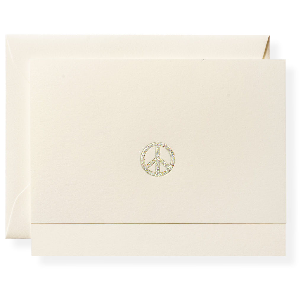 Peace Individual Note Card