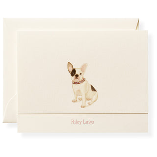 Pierre Personalized Note Cards