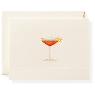 Pink Lady Individual Note Card