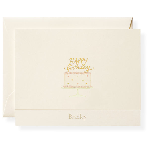 Sprinkles Personalized Note Cards-1