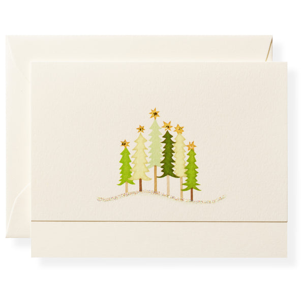 Spruces Individual Note Card-1