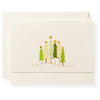 Spruces Individual Note Card