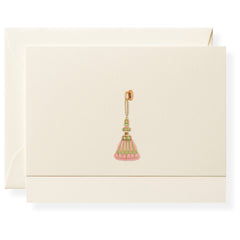 Tassel Individual Note Card