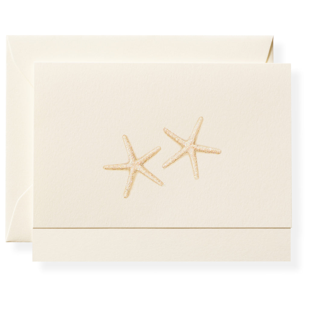 The Stars Individual Note Card