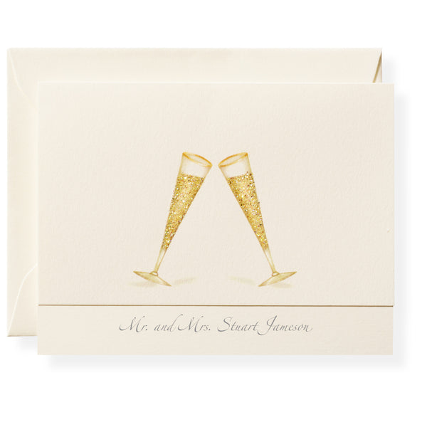 Toasty Personalized Note Cards-1