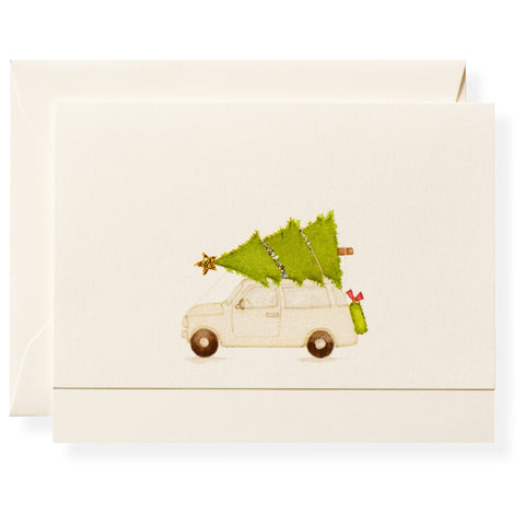 Tree Delivery Individual Note Card