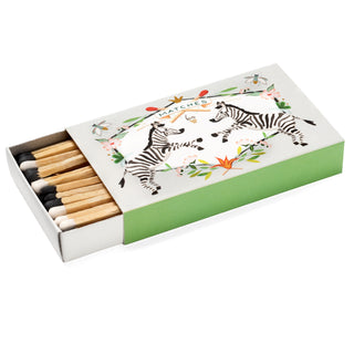 Zebra Matchbox