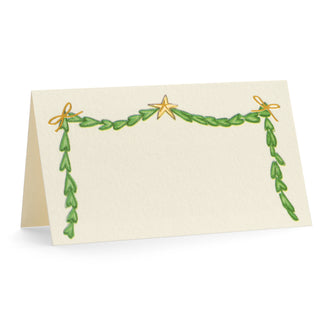 Holiday House Place Cards