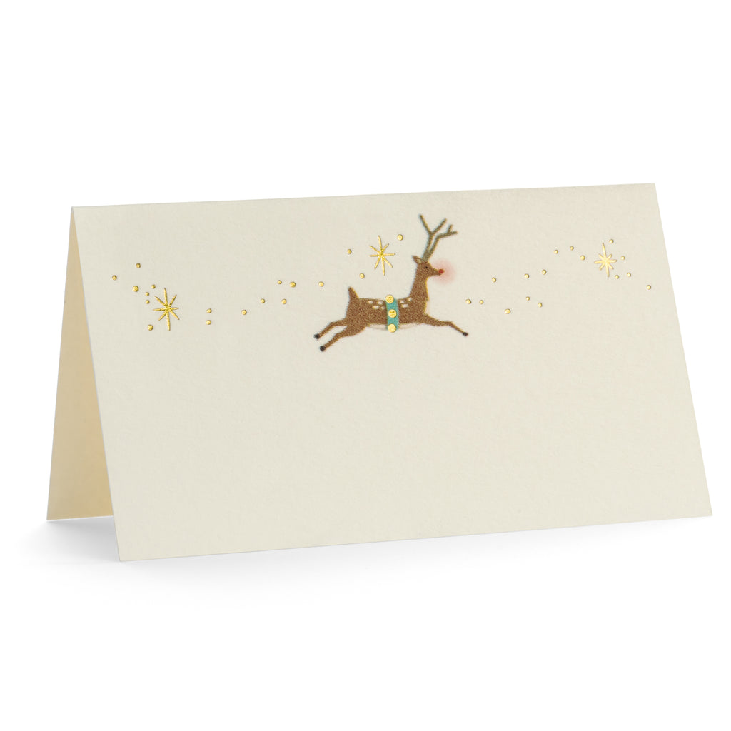 Jingle Bells Place Cards