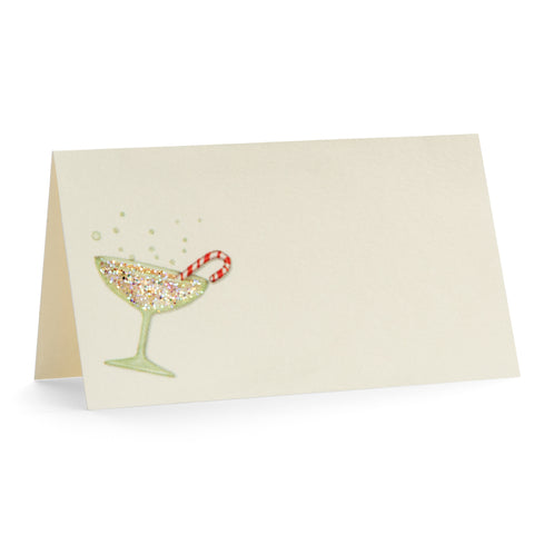 Peppermint Fizz Place Cards