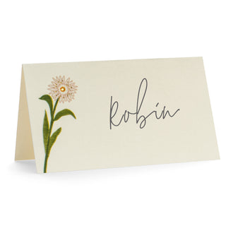 Robin Place Cards