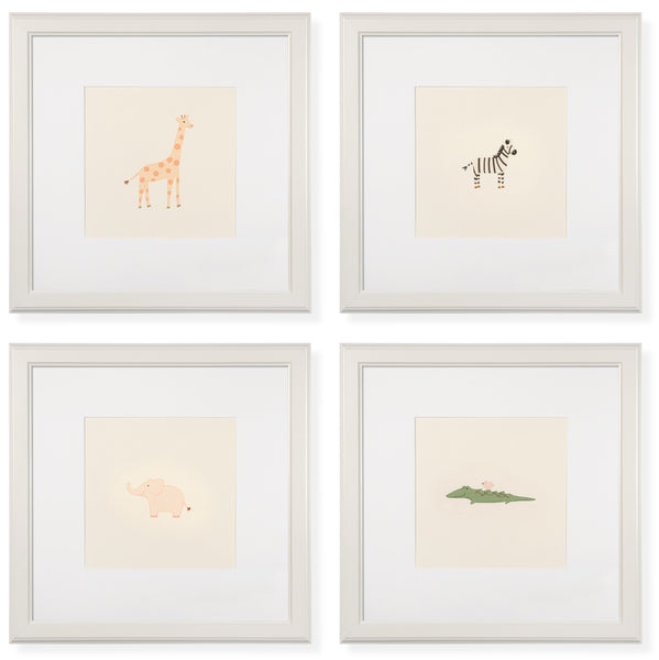 Set of 4 Wild Things Art Prints-1