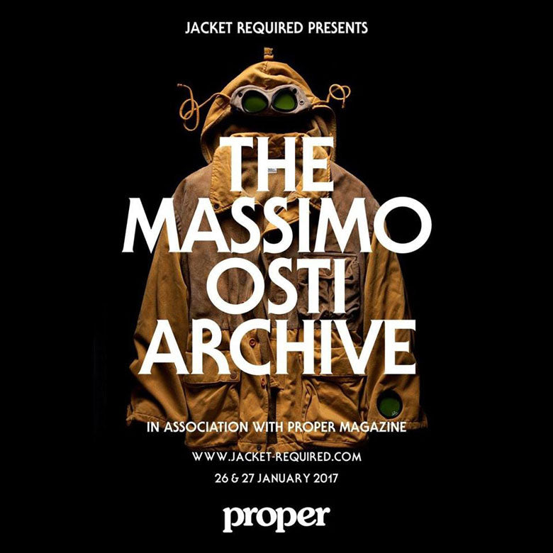The Massimo Osti Archive