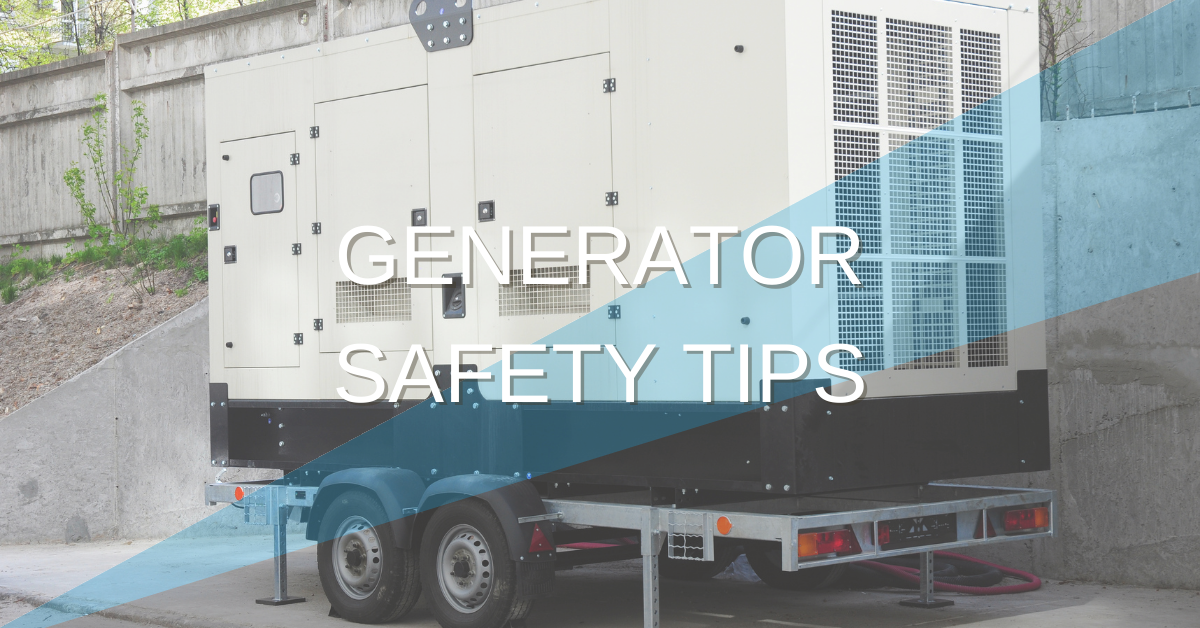 Learn valuable portable generator safety tips