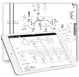 iSchematic transforms your static documentation into a customizable, digital format.