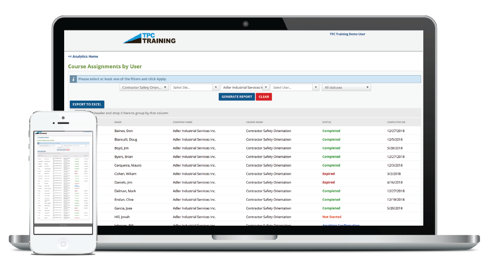 School facility workforce management software
