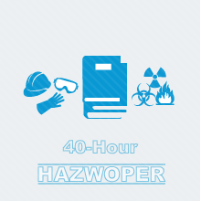 HAZWOPER 40 Hour Training Package