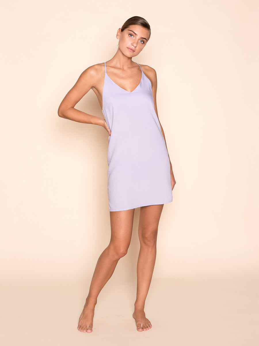 tencel™ slip dress