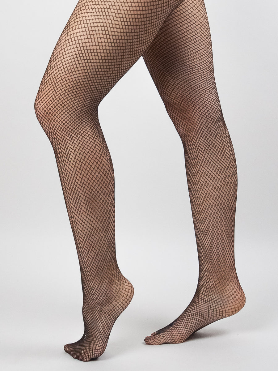 Fili Folli fine fishnet tights