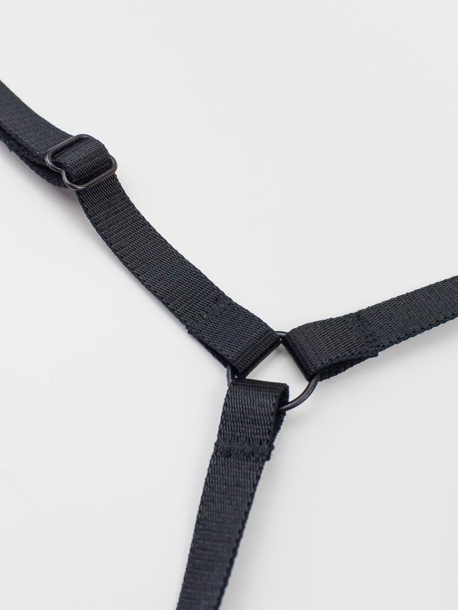 single strap waistline harness
