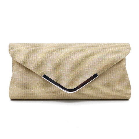 Women Brief Flash Cosmetic Bag Dinner Bag