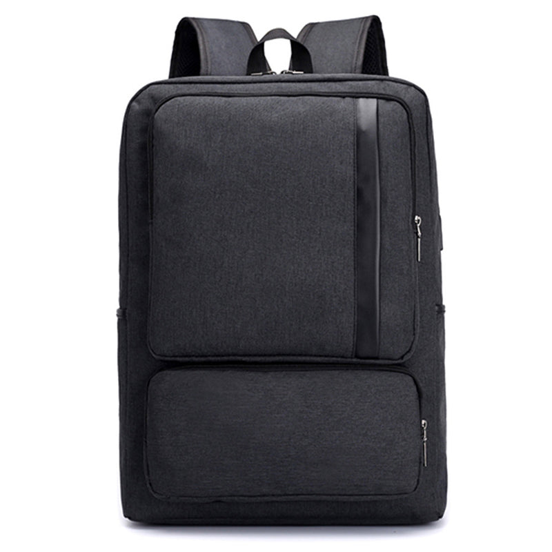 oxford zipper backpack