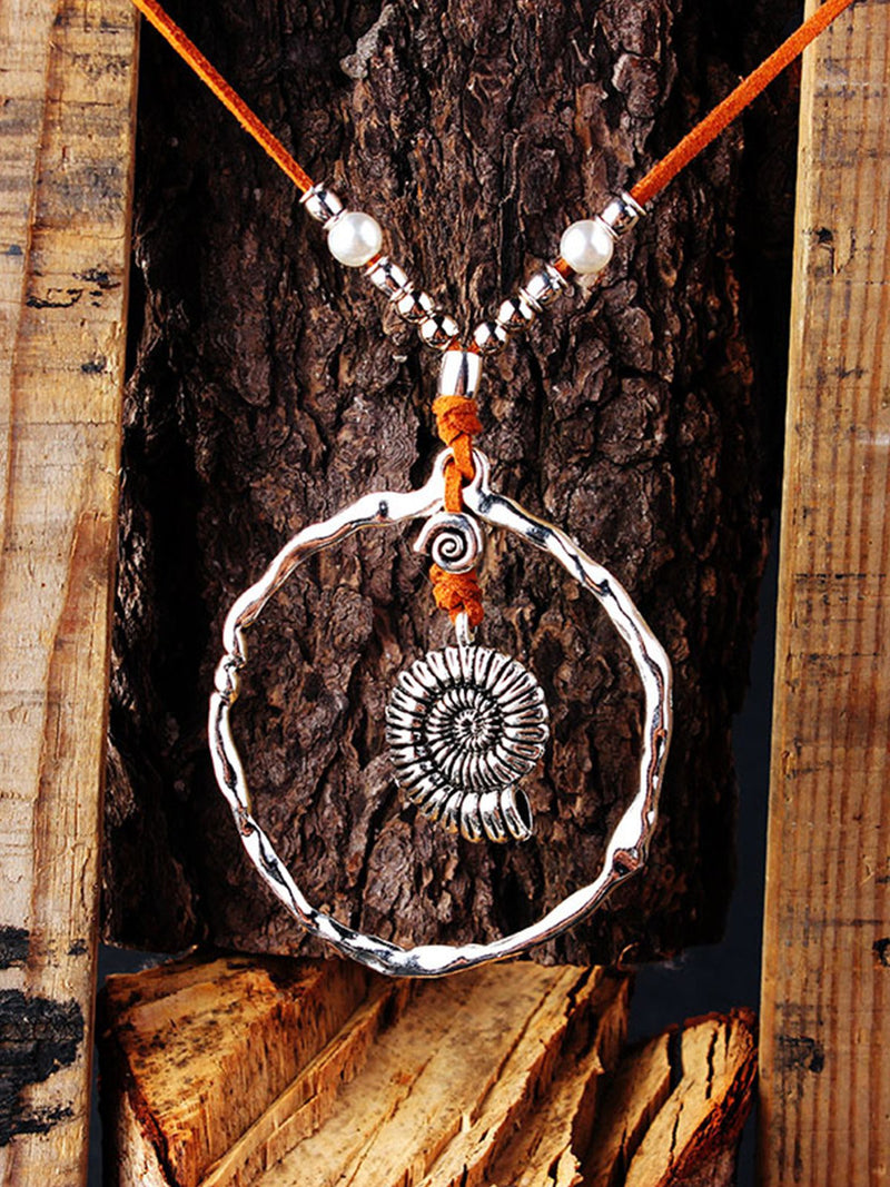 Women Bohemia Necklace