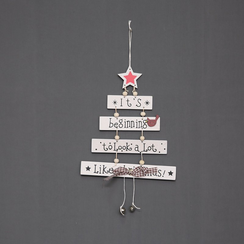 Christmas Door Hanging Decoration