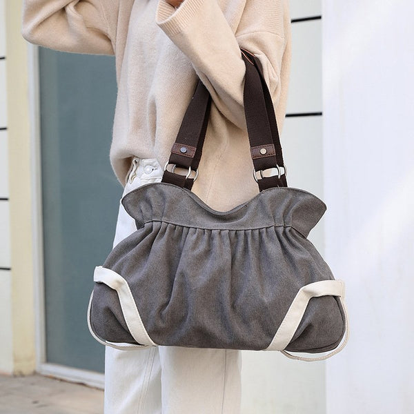 Classic Canvas Shoulder Bags