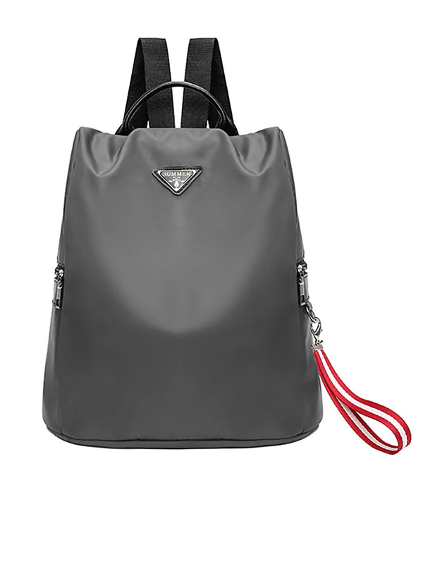 Women Multi-functional Waterproof Anti-theft Backpack