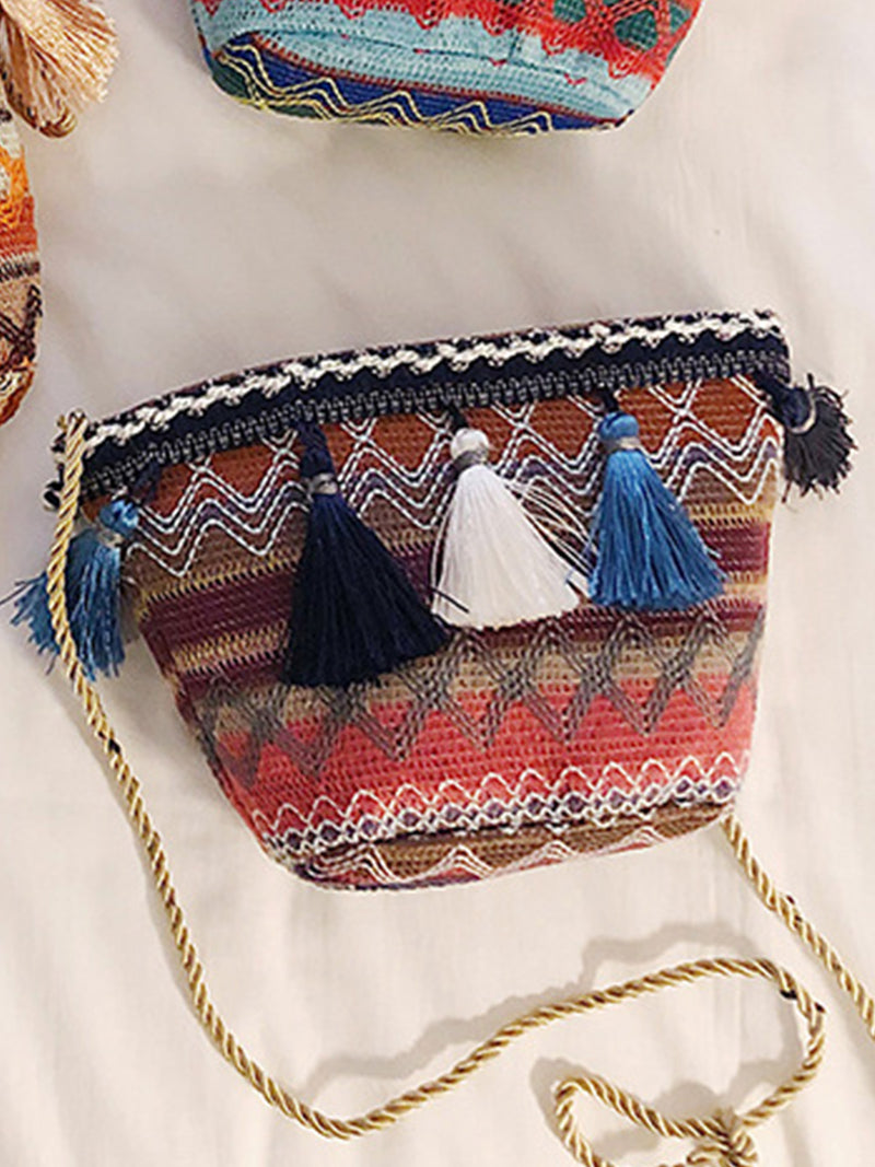Zipper Crossbody Bags