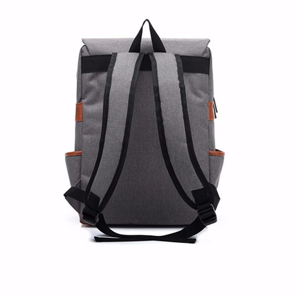 Unisex 11''13''15'' For MacBook Pro Laptop Classic Oxford Backpack Travel School Shoulder Bags