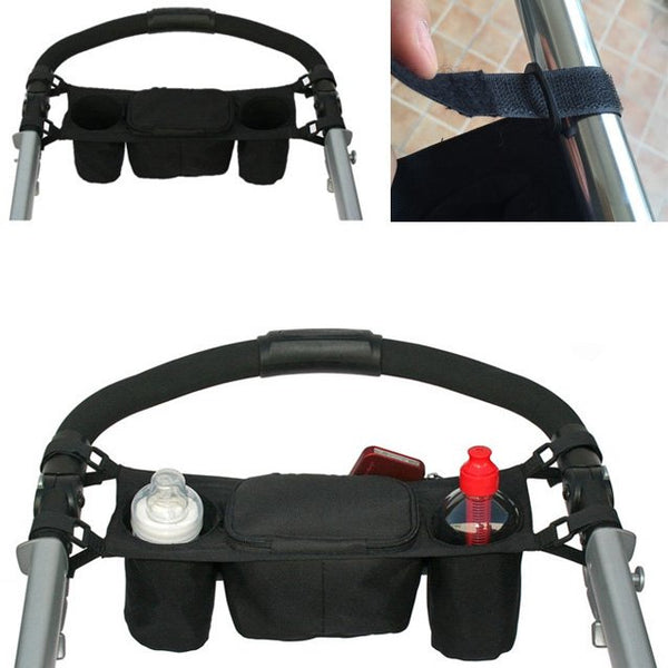 Baby Stroller Rear Hanging Storage Bag
