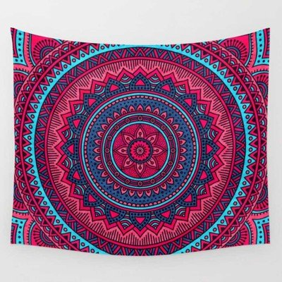 New Bohemian Wind Printed Home Tapestries Wall Wall-hanging Sand Towel Tapestries