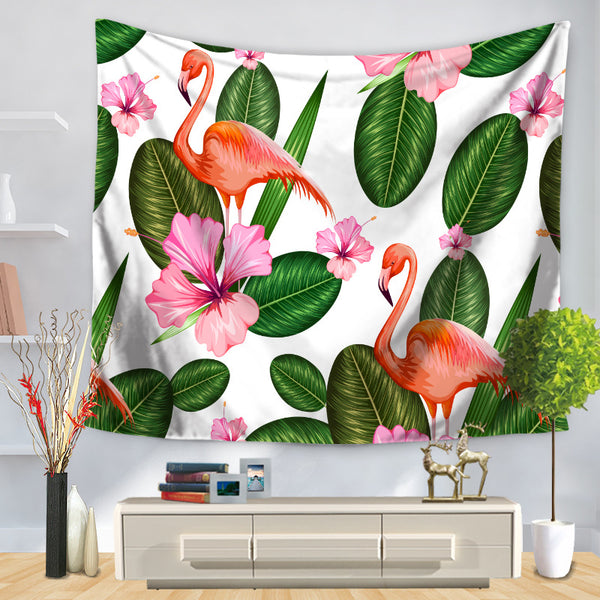 Printed Wall Hanging Tapestry Beach Towel Home Decor Throw Mat
