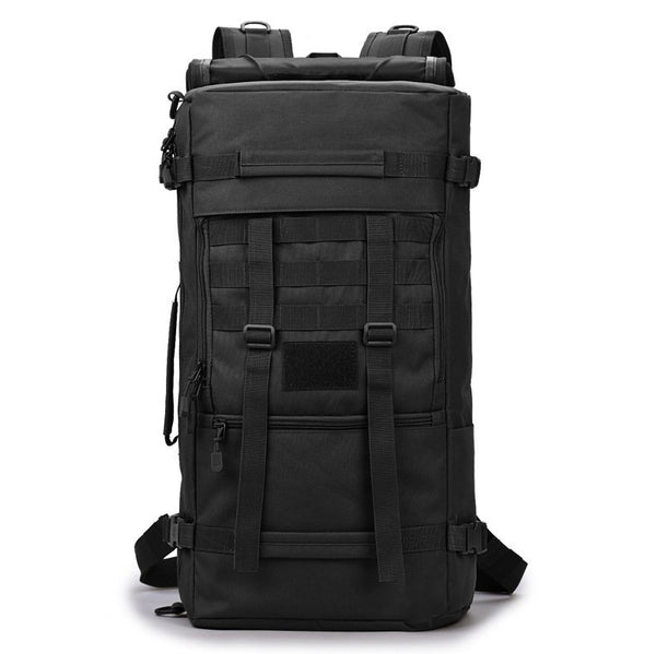Polyester Zipper Backpack