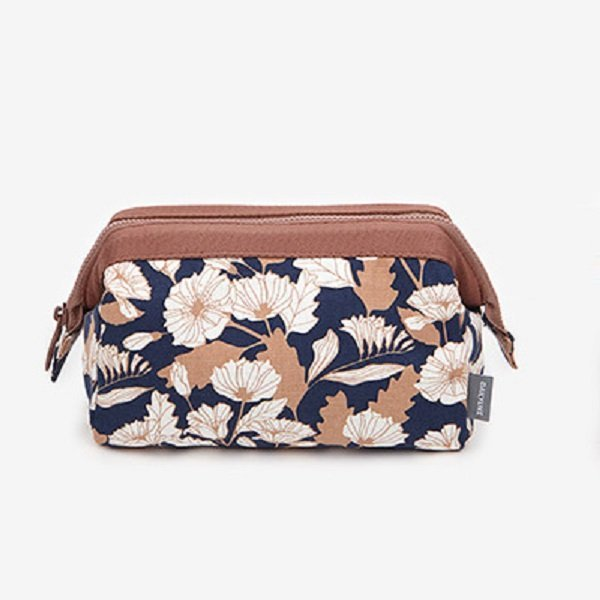 Flamingo Waterproof Travel Multi-functional Cosmetic Bag Portable Make-up Wash Storage Bag