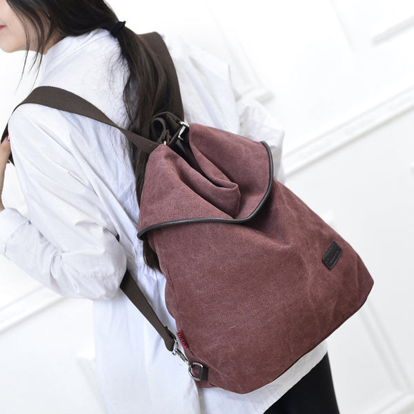 Zipper Backpacks