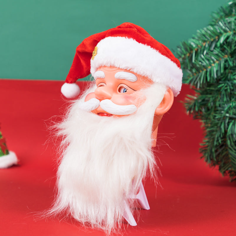 Electric Santa Claus Singing Toy