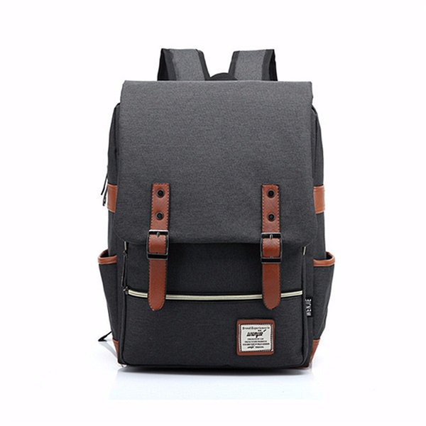 Men Women For 11''13''15'' MacBook Pro Laptop Classic Oxford Backpack Travel School Shoulder Bags